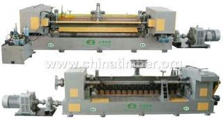 BQ1127/5型机械单卡轴旋切机