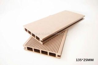 塑木空心135*25地板