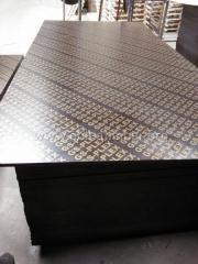 杨木多层板18mm 覆膜胶合板