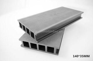 140H30户外空心塑木地板