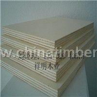 杨木白面木托盘板包装胶合板