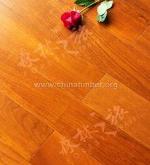 销售上海森林之旅实木地板精品花纹