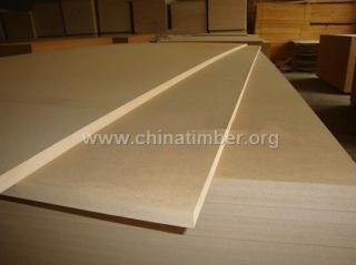 中密度板纤维板