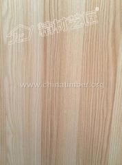 杉木直纹水曲柳生态板 精材艺匠板材