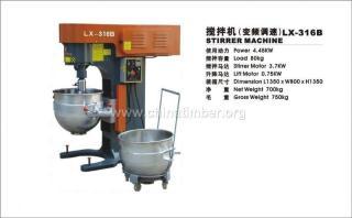 LX-316B搅拌机(变频调速)