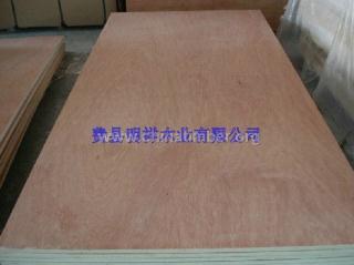 2-20mm多种面皮多种规格的胶合板