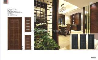 3D木门中式木门