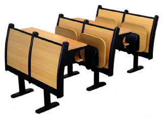 实木阶梯课桌椅
