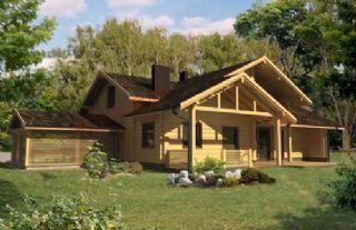 生态环保度假木屋