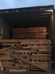 实木榉木条木方料定制大量出售