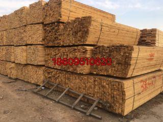 建筑木方,樟子松方木,清水模板木胶板