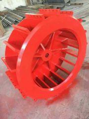 环式刨片机BX468\BX4612  叶轮