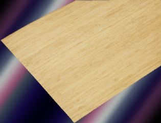 碳化侧压竹皮