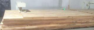 香椿木指接板、直拼板