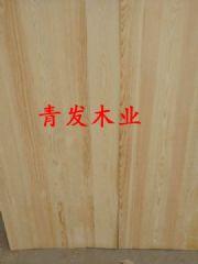 樟子松直拼花纹板材