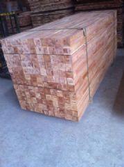 红椿木立柱