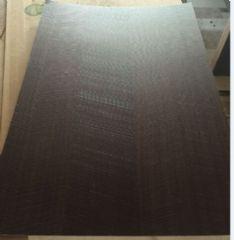 美甄板 护墙板 涂装木饰面 木皮板 锯痕沙比利
