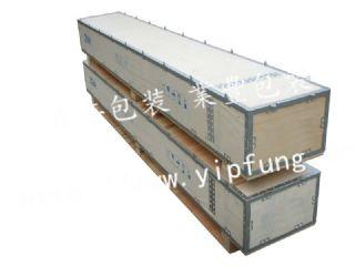 业丰钢带包装箱钢带木箱钢边箱