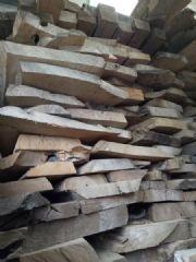 国产榆木烘干板材