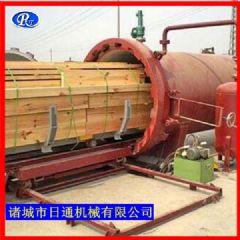 木材碳化设备