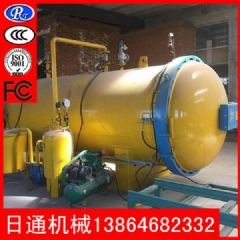 上海木材油杆真空高压浸注设备