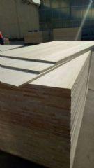 桐木实木直拼板