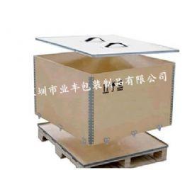 定制各种实木木箱,胶合木箱