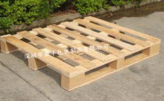 厂家批发出口实木托盘,木材优质