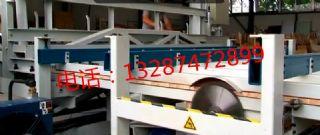 自动指接板拼板机 自动直拼板拼板机 集成材拼板设备