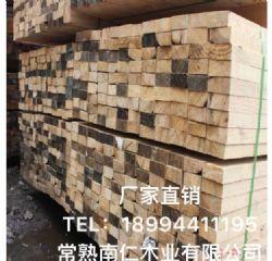 木方批发厂家建筑木方精品木方铁杉