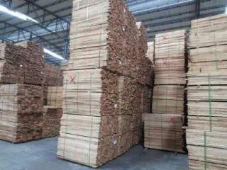 泰国进口橡胶木木材板材指接板
