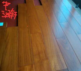 厂家直销缅甸柚木实木地板