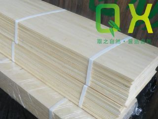 艾盒竹板 竹制艾灸盒板 碳化平压6mm 可定制规格