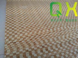 碳化侧压竹皮 高档贴面材料 竹饰面板 广东优秀竹材