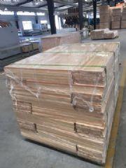 出售杨木刨光材、集成材、直拼板