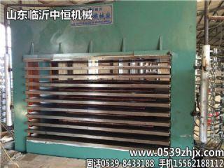 临沂热压机厂家专业板材机械制造定做各种型号热压机