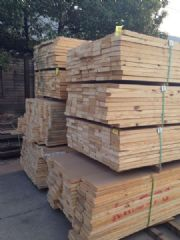 厂家批发南方松防腐木,南方松烘干板材