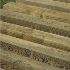 厂家销售赤松碳化木,赤松板材