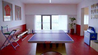 专用乒乓球塑胶地板