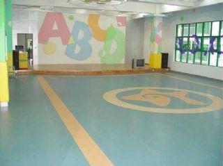 专业幼儿园地板胶