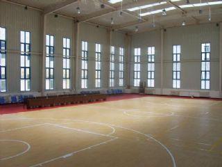 室内专用篮球塑胶地板