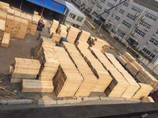木材厂家建筑木方建筑支模直销