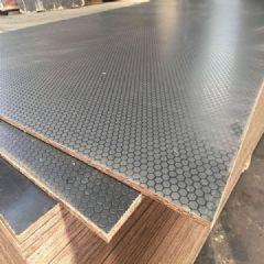 蜂窝型防滑覆膜舞台板
