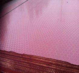 红色色舞台防滑板