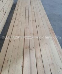 俄罗斯进口樟子松原木板材