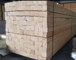 俄罗斯进口樟子松原木板材Q1 88X88