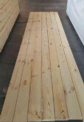 俄罗斯进口樟子松原木板材Q1-Q2  42X150