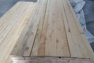 俄罗斯进口樟子松原木板材Q2  16X78