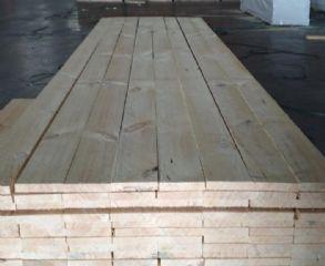 俄罗斯进口樟子松原木板材Q2  28X140