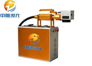 CO2便携式/手持式激光打标机